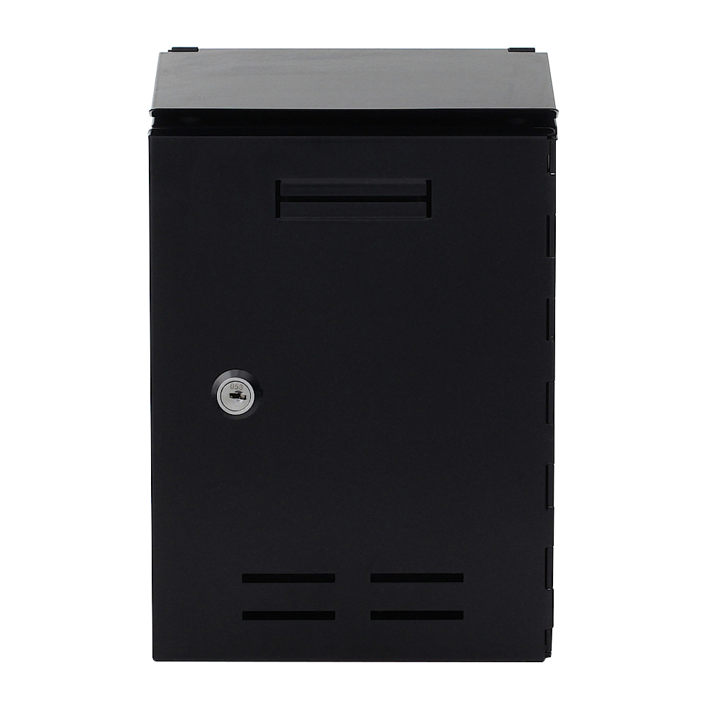 STANDARD I Anthracite Letterbox